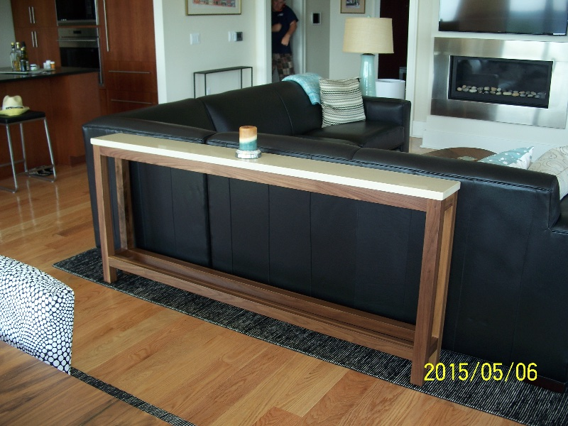 Custom Residential Wood Furniture