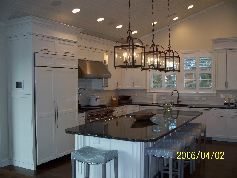 Custom Kitchen Counters and Island in DE