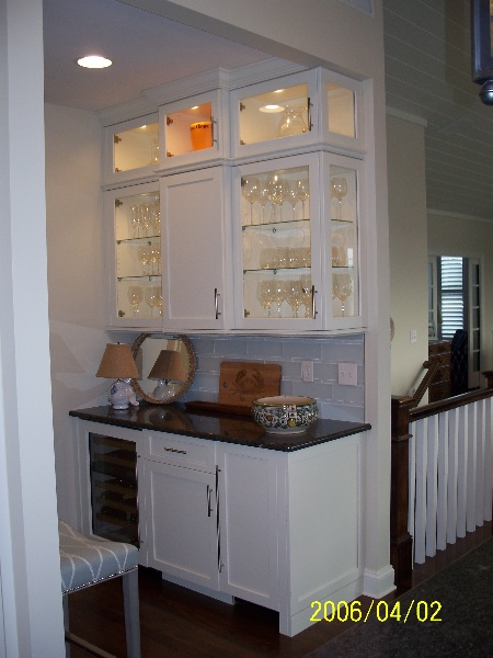 Custom Kitchen Pantry in DE
