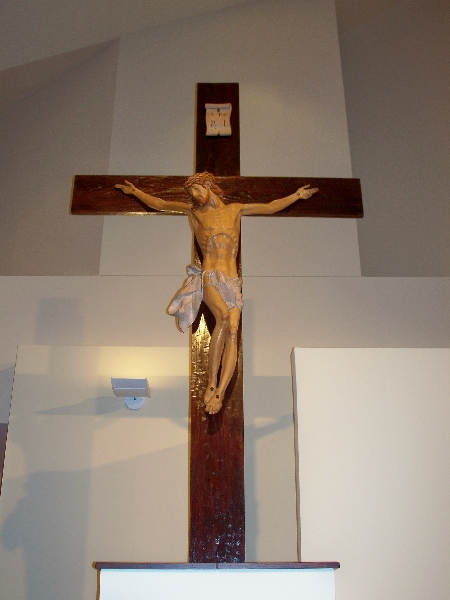 Custom Wood Cross