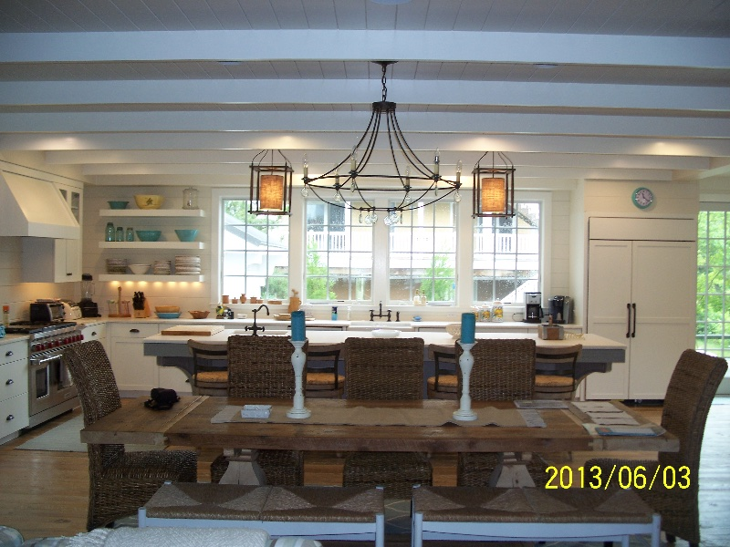 Custom Kitchen Counters and Dining Room Table in DE